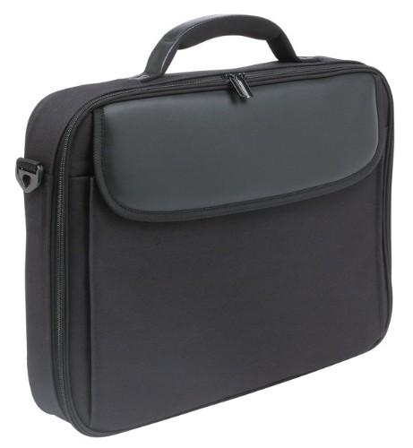 "Port Designs S15+ notebook case 39.1 cm (15.4"") Briefcase Black"
