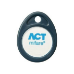 Access Control Technology ACT Pro x FOB-B Proximity Keyfob Batch Fobs (Note: Compatible with ACTpro-X, ACTsmart2 and ACT5prox