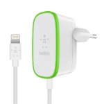 Belkin F8J204VF06-WHT Indoor Green,White mobile device charger