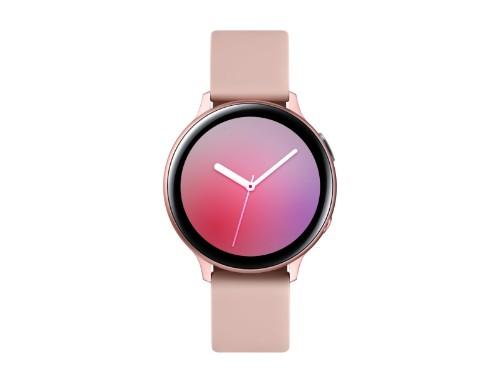 """Samsung Galaxy Watch Active 2 smartwatch Pink gold SAMOLED 3.43 cm (1.35"""") GPS (satellite)"""