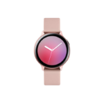 "Samsung Galaxy Watch Active 2 smartwatch Pink gold SAMOLED 3.43 cm (1.35"") GPS (satellite)"