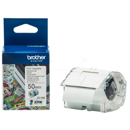 Brother CZ-1005 DirectLabel-etikettes, 50mm x 5m