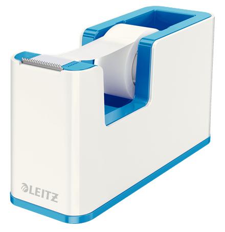 Leitz 53641036 tape dispenser Polystyrene Blue,Metallic