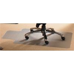 Floortex FF PVC CARPET CHAIRMAT RECT 121X152CM
