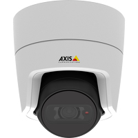 Axis M3106-LVE Mk II IP security camera Outdoor Dome White 2688 x 1520 pixels