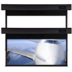 Sapphire Smart Move - SSM240RADWSF - 234cm x 132cm - 16:9 - Dual Motor Projector Screen
