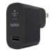 Belkin Mixit Metallic UK Mains Charger - (F8M731DRBLK)