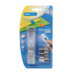 Rapesco Supaclip 40 paperclip dispenser Transparent
