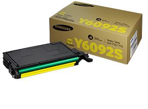 Samsung CLT-Y6092S Original Amarillo 1 pieza(s)