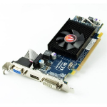 VisionTek 900270 Radeon HD4350 0.5GB GDDR2 graphics card