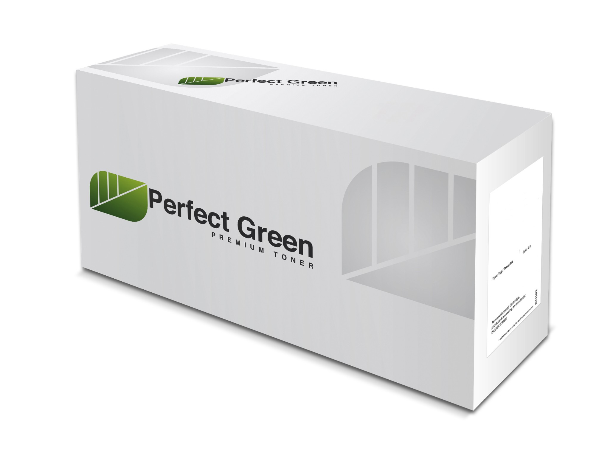 Perfect Green PERTK5150Y 10000pages Yellow