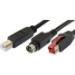 Epson PUSB Y cable: 010842A Cyberdata P-USB 3m