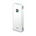 D-Link DIR-510L Dual Band AC750 Wi-Fi Portable Travel Router with Charger