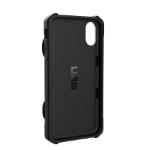 """Urban Armor Gear Trooper mobiele telefoon behuizingen 15,5 cm (6.1"""") Hoes Zwart"""