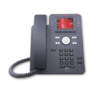 Avaya J139 IP phone Black
