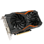 Gigabyte GeForce GTX 1050 G1 Gaming 2G
