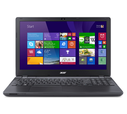 "Acer Extensa 15 EX2540-58J7 Zwart Notebook 39,6 cm (15.6"") 1920 x 1080 Pixels Zevende generatie Intel® Core™ i5 8 GB DDR3-SDRAM 256 GB SSD Windows 10 Pro"