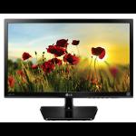 "LG 22MP47D-P 21.5"" Full HD AH-IPS Matt Black computer monitor"