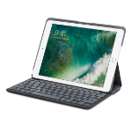 Logitech Canvas mobile device keyboard US International Black Bluetooth