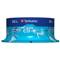 Verbatim CD-R AZO Crystal CD-R AZO 700MB 25pc(s)