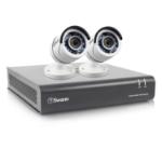 Swann SWDVK-447502 Wired 4channels video surveillance kitZZZZZ], SWDVK-447502-UK