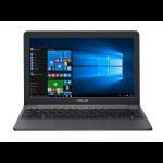 "ASUS E203MA-FD004RA notebook Grey 29.5 cm (11.6"") 1366 x 768 pixels Intel® Pentium® Silver 4 GB LPDDR4-SDRAM 128 GB eMMC Windows 10 Pro Education"
