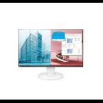 Eizo EV2750W 27 Inch, White, Full HD LED Monitor, 2560 x 1440, 2x 1W Speakers, Display Port, DVI-D, HDMI, USB 3.0