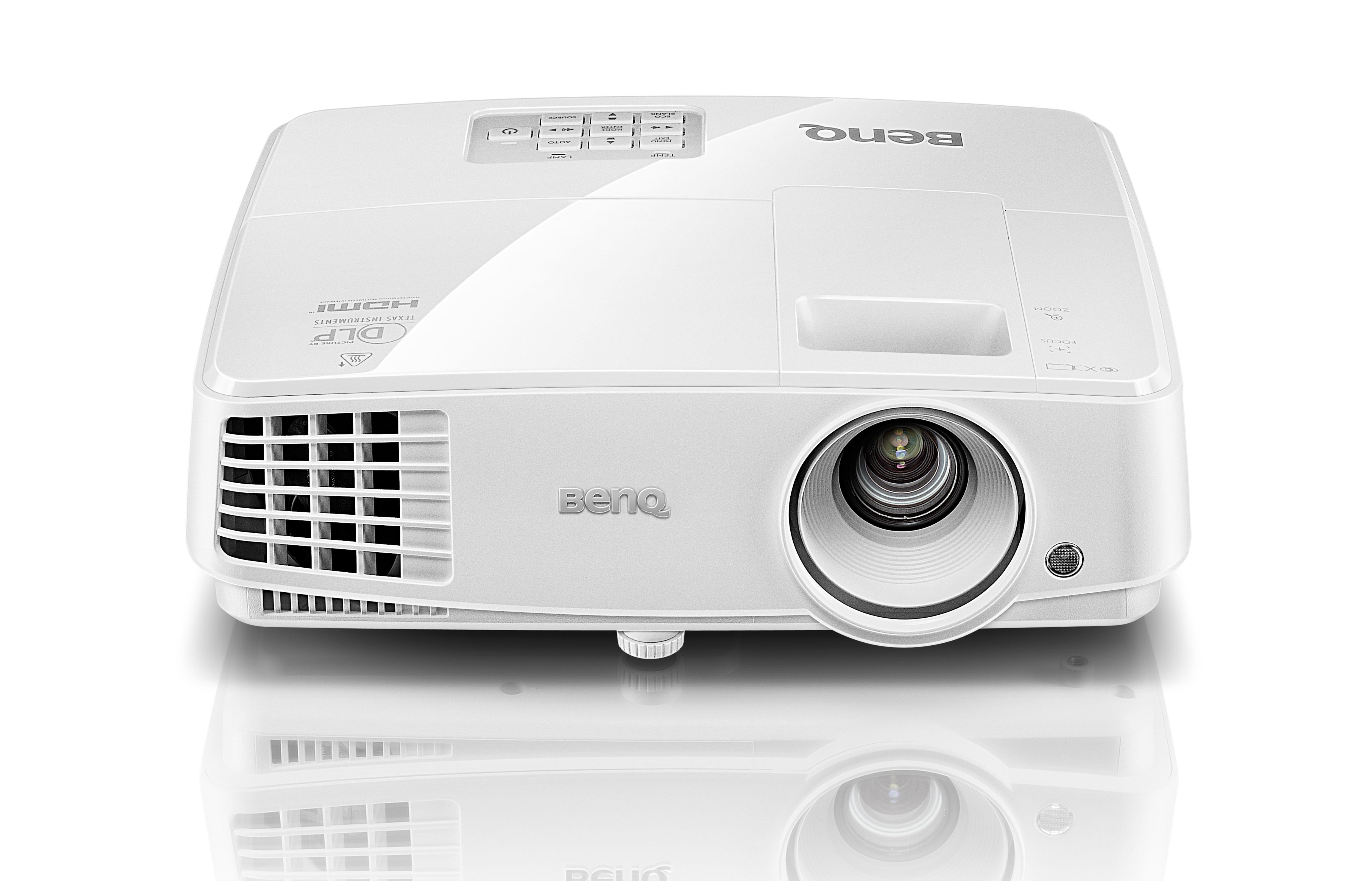Benq MW571 3200ANSI lumens DLP WXGA (1280x800) 3D White