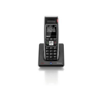 British Telecom BT 7400 DECT telephone Caller ID Black
