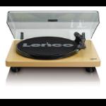 Lenco L-30 Belt-drive audio turntable Wood