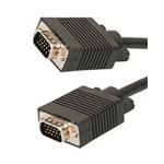 """4XEM VGA, M/M, 25 ft. VGA cable 299.2"""" (7.6 m) VGA (D-Sub)"""