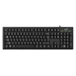 Genius Smart KB-100 keyboard USB Black