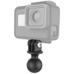RAM Mounts Action Camera Universal Ball Adapter