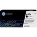 HP CE340A (651A) Toner black, 13.5K pages