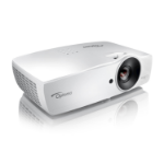 Optoma EH461 beamer/projector 5000 ANSI lumens DLP 1080p (1920x1080) 3D Desktopprojector Wit