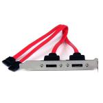 StarTech.com 2 Port SATA to eSATA Slot Plate BracketZZZZZ], ESATAPLATE2