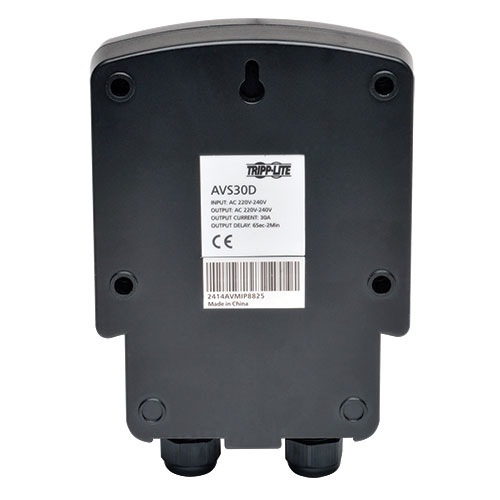 Tripp Lite 230V Automatic Voltage Switch with Surge Protection, 380 Joules, Hardwired
