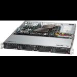 Supermicro SuperServer 6018R-MTR Intel C612 LGA 2011 (Socket R) 1U BlackZZZZZ], SYS-6018R-MTR