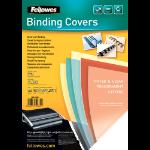 Fellowes 5375901 binding cover A4 Plastic, PVC Transparent 100 pc(s)