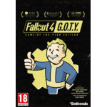 Bethesda Fallout 4: Game of the Year Edition Deutsch PC