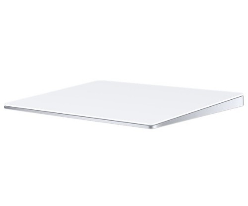 Apple Magic Trackpad 2 touch pad Wireless Silver, White