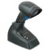 Datalogic QuickScan QBT2430 BT Lector de códigos de barras portátil 2D Negro