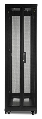 APC NetShelter SV rack 1002.27 kg Freestanding rack Black