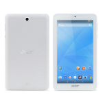 Acer Iconia B1-780-K0LL 8GB White tablet