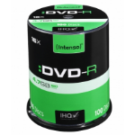 Intenso DVD-R 4.7GB 4.7GB DVD-R 100pc(s)