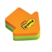 Post-It 2007A Other Green,Orange 1sheets self-adhesive note paper