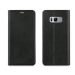 Muvit MUFLS0094 mobile phone case Folio Black