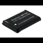 MicroBattery MBD1129 camera/camcorder battery Lithium-Ion (Li-Ion) 740 mAh