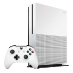 Microsoft Xbox One S + Anthem Blanco 1000 GB Wifi