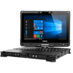 "Getac V110 G5 Hybrid (2-in-1) 29.5 cm (11.6"") 1920 x 1080 pixels Touchscreen 8th gen Intel® Core™ i5 8 GB DDR4-SDRAM 256 GB SSD Wi-Fi 5 (802.11ac) Windows 10 Pro Black"
